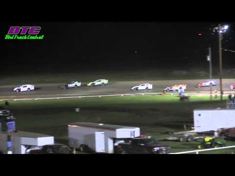IMCA Sport Mod A Feature Wakeeney Speedway 5-25-15