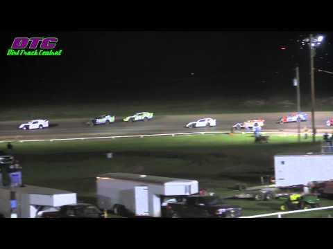 IMCA Sport Mod A Feature Wakeeney Speedway 5-25-15