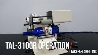 TAL-3100R Operation