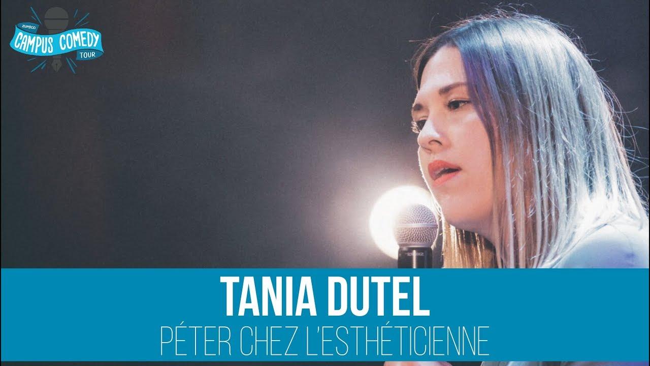 Tania Dutel - Péter Chez L'Esthéticienne (Calendrier de l'Avent du LOL)