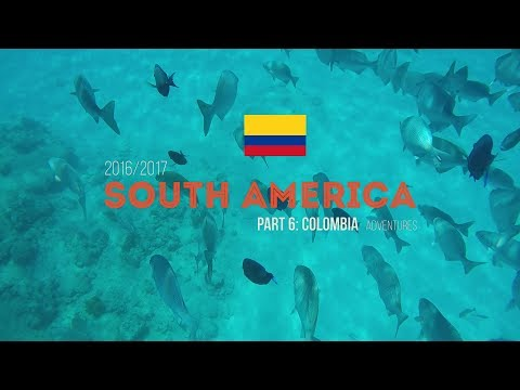 Colombia | South America Backpacking | Part 6