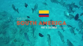 Colombia | South America Backpacking (2017)