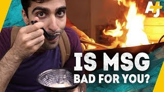 Stop Blaming MSG for Your Headaches - In Real Life - Episode 2