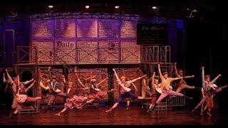 Katharine Quinn Newsies Choreography Reel