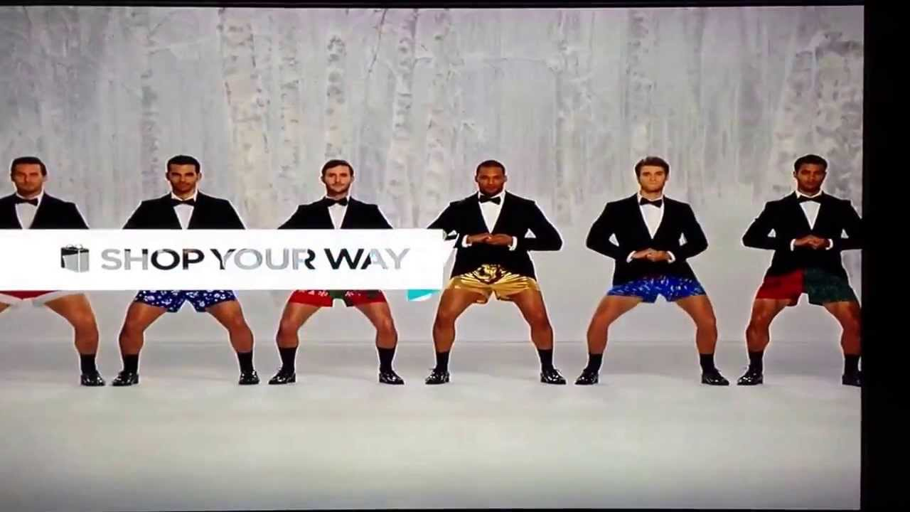 Joe Boxer (Funny/Christmas Commercial) - YouTube