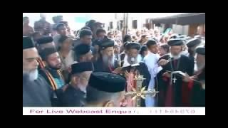 funeral service of rev fr renju mathew vaidyan