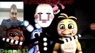 "BLOOD ON THE CONCRETE!!! || [FNaF SFM] ""The Greatest Show Unearthed"" Animation Reaction!"