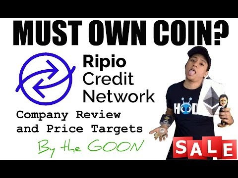 Ripio Credit Network RCN 🌎👨🏻‍💼 - Company Review and Price Targets 💵🤑💲🚀 (Global P2P Credit Network) 😱