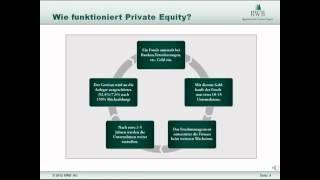 Anlageprinzip: Private Equity zum online Millionär werden