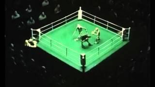 Высоцкий.Про сентиментального боксера ( мульт.клип )