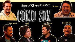 Cómo son - EP08 - FT. Tio Rober, Edgar Villita, Rorri, Ilich Flores y Anibal