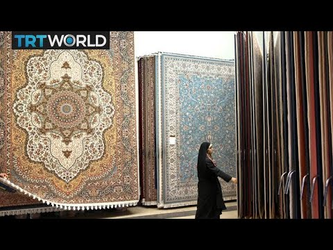 Iranian carpet industry hit by US sanctions | Money Talks