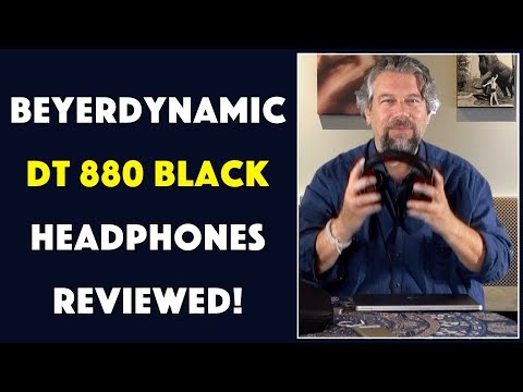 Beyerdynamic DT 880 Black - Limited Edition - REVIEWED!