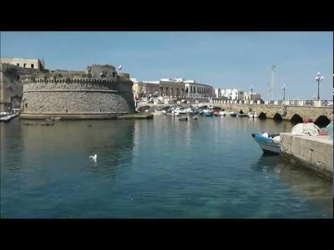 Gallipoli, Puglia, Salento, Southern Italy - 13th May 2011.