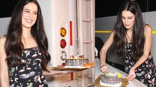 Isabel Kaif Celebrating Her 30Th With Media & Friends
