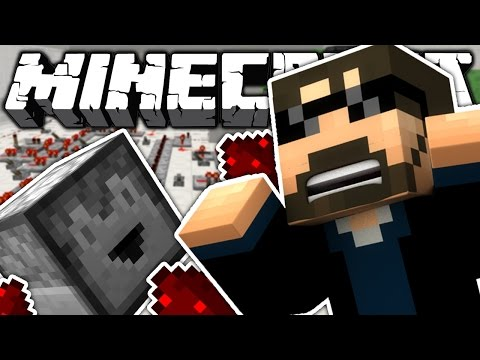Minecraft | MY BRAIN HURTS | Two in one map!