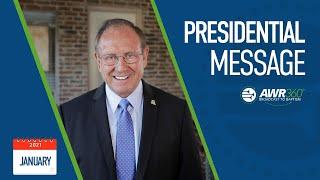 video thumbnail for January 2021 President's Report
