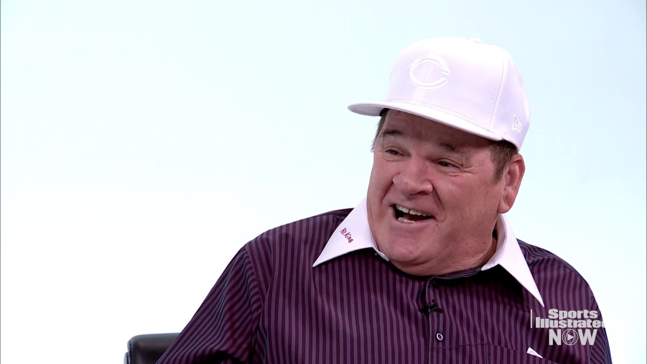 Pete Rose Opens Up in New Book
