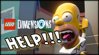 Lego Dimensions - Where/how To Find Building Instructions