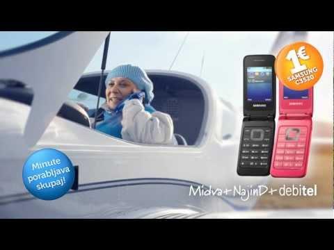 DEBITEL I NajinD in Samsung C3520