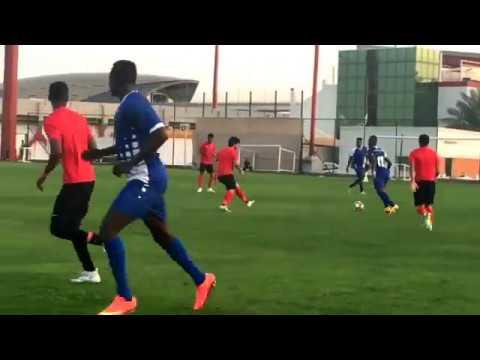 Team Kaba vs Al Ahli Dubai FC