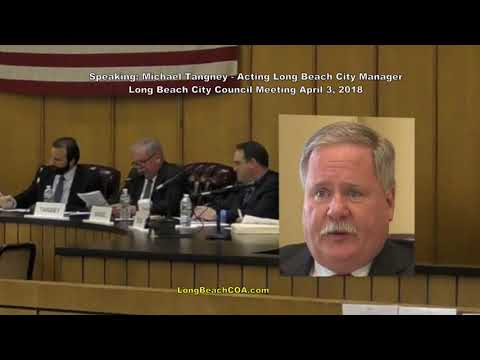 Long Beach NY City Council City Manager Update 04/03/18