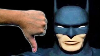 OS PIORES GAMES DO BATMAN!