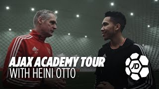 AFC Ajax Academy Tour With Heini Otto and Craig Mitch - Talking Johan Cruyff and Dennis Bergkamp