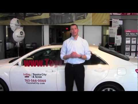 2011 | Toyota | Camry | Security Alarm Light | How To By Toyota City Minneapolis MN