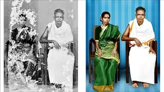 Photoshop restoration Malayalam