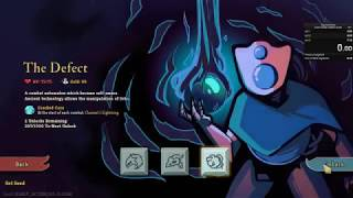 Slay the spire Speedrun: Defect any% 6:23 (World Record)