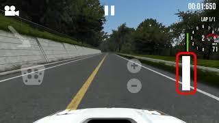 Assoluto racing Honda NSX R unmodified run ( needs improvement)