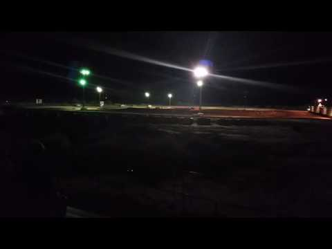 Mohave Valley Raceway mini sport heat 10/1/16