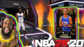 I GOT THE FIRST 99 OVERALL OPAL IN NBA 2K20!! EPIC PACK OPENING!