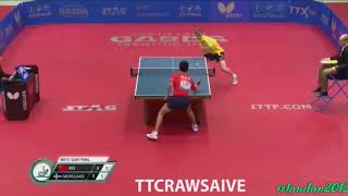 Table Tennis - Taking the ball early