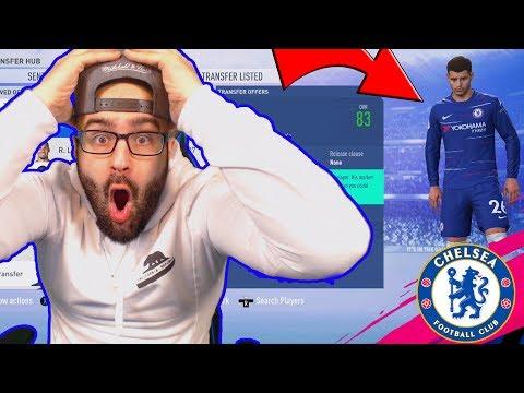 OMG WE SOLD 2 HUGE PLAYERS!! *$100,000,000* FIFA 19 Career Mode Chelsea thumbnail