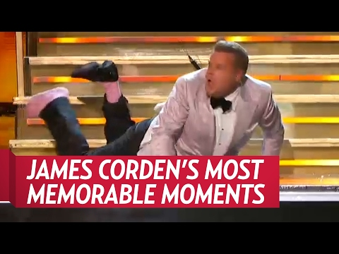Grammy Awards 2017: James Cordens Most Memorable Opening Moments