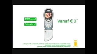 Kpn Primafoon i-mode ads 2003