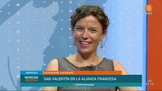 Conocé la agenda cultural de la Alianza Francesa de Mendoza