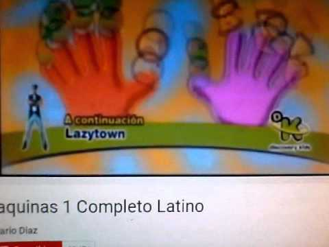 Discovery Kids A Continuacion Lazytown 2009 2010 2011 2012 Youtube