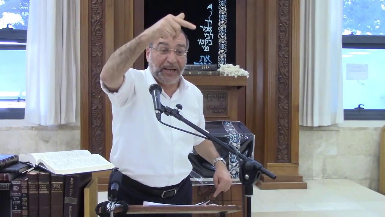 הכנה לחנוכה - שיעור כללי - הרב בן ציון אלגאזי