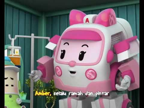 Theme Song Zona Ceria RTV: Robocar Poli