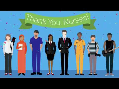 May 6 Is National Nurses Day