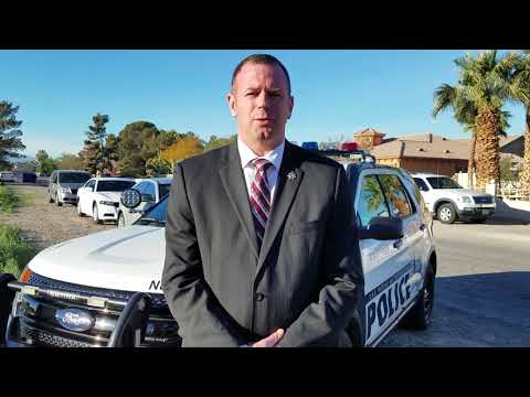 LVMPD Investigates the 5th Officer Involved Shooting of 2018. 4/6/18