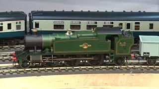 HM137: Heljan GWR '61XX' 2-6-2T for 'O' gauge