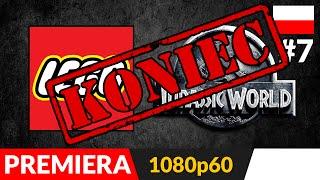 LEGO Jurassic World PL - odc.7 [#7] - KONIEC | zakończenie gry :)