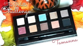 The Palette Challenge: Anastasia Tamanna Palette Thumbnail