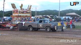 USA EAST PULLING SERIES | CAROLL COUNTY FAIR | SUPER STREET GAS 4X4 TRUCKS