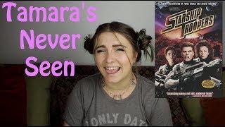 Starship Troopers - Tamara's Never Seen