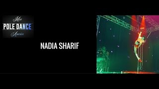 Miss Pole Dance America 2016 - Nadia Sharif
